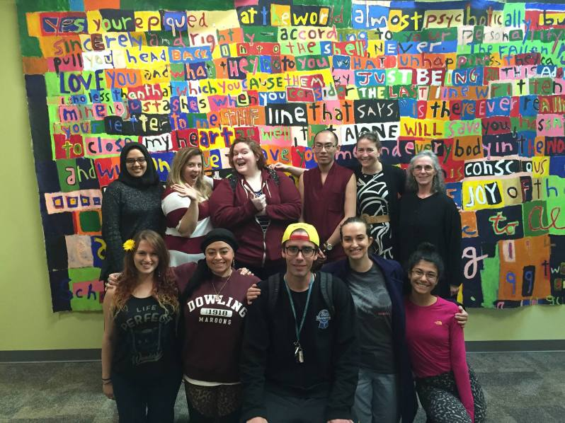 Naropa alternative spring break