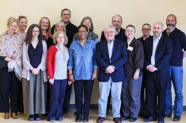 Master of Divinity Gathering