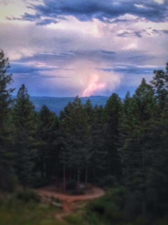 Colorado Trail Storm