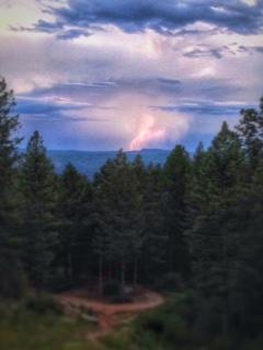 Colorado Trail Storm