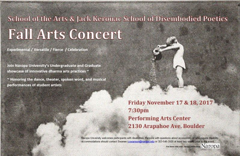 Fall Arts Concert